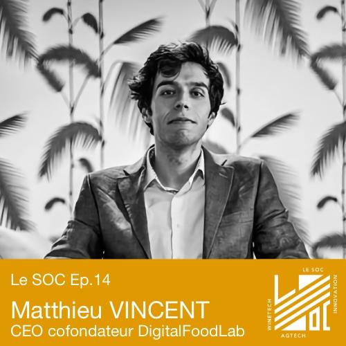 Matthieu VINCENT FoodTech